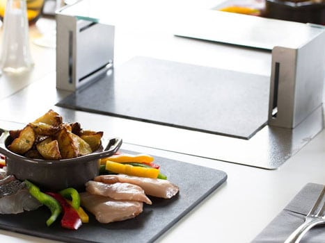 restaurant La table Pierrade® – Val d'Isère
